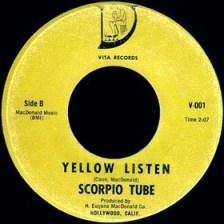 Scorpio Tube_label