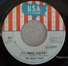 Shady Daze_label