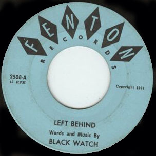Black Watch-label
