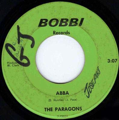 Paragons-label